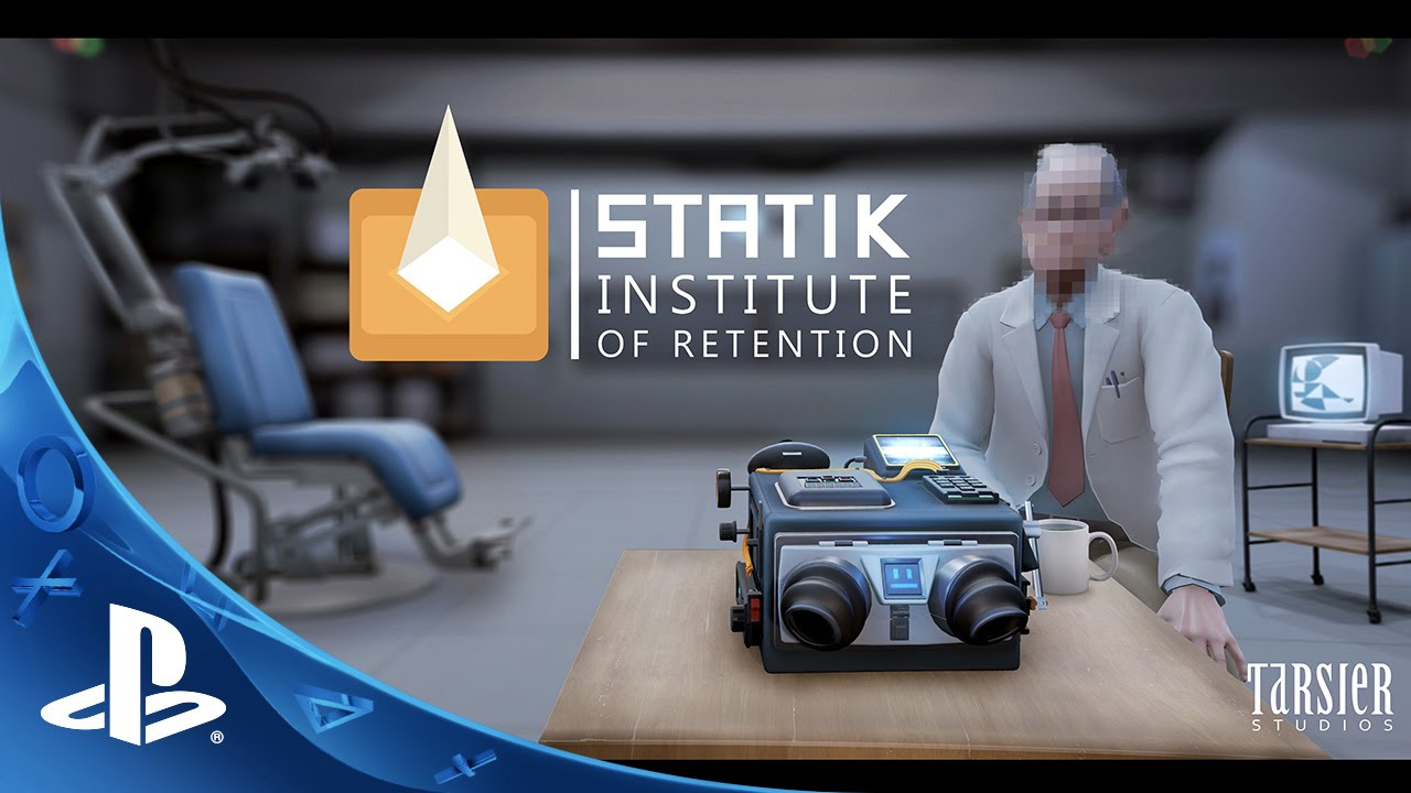 Mysterious Puzzler Statik Announced for PlayStation VR
