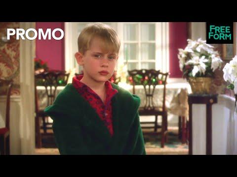 Freeform's Countdown to 25 Days of Christmas | Home Alone | Freeform