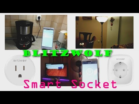 The Best Smart Plug Under $15 | Blitzwolf BW-SHP2 Unboxing/Setup/Hands-On