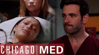 Narco Refugee In Critical Condition | Chicago Med