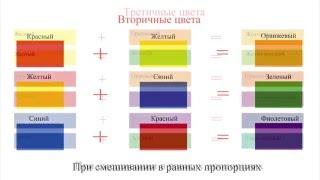 Основная теория цвета.Обучение для парикмахеров от Узун Виталия, Одесса.
