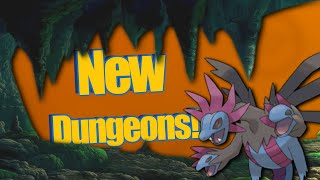 Pokemon Planet - New Dungeons! Extremely Hard!