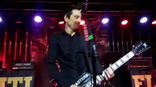 Anti Flag 2018 1/16. Silence Violence TOUR