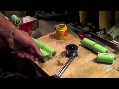 Come costruire un pacco batteria per bici elettrica