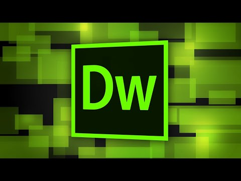 Adobe Dreamweaver CC Tutorial for Beginners