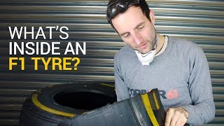 What's Inside an F1 Tyre? | F1 Engineering