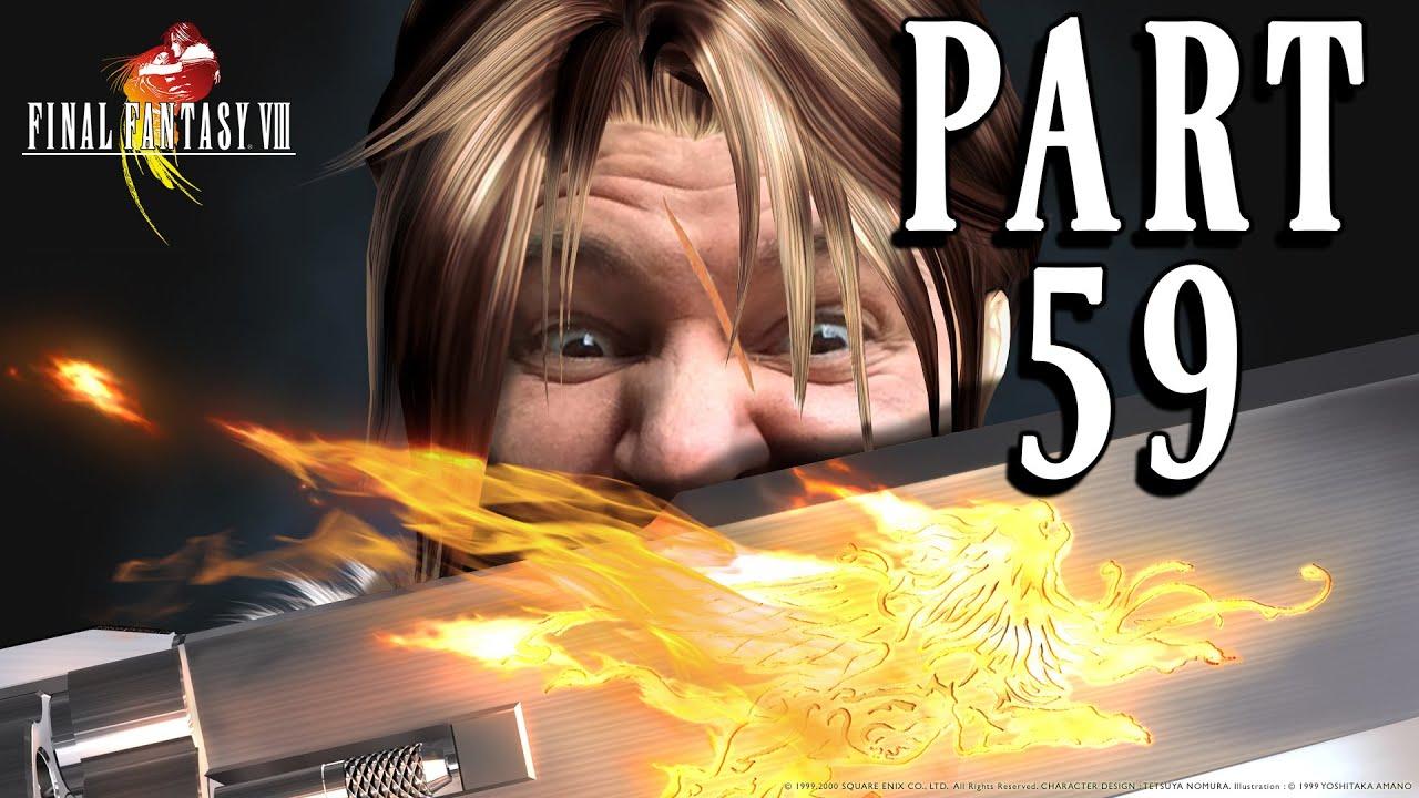 Final Fantasy VIII – Part 59: Auf 9999 HP Leveln