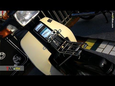 Video Honda Astrea Prima