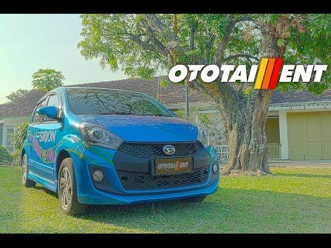 Daihatsu Sirion Facelift 2015 Review Indonesia