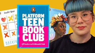 Join Platform's 2021 YA Book Club #PlatformYABookClub