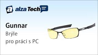 Počítačové brýle GUNNAR: Aby oči nebolely - AlzaTech #112