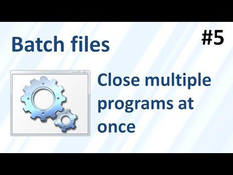 mp4 Auto Exit Batch File, download Auto Exit Batch File video klip Auto Exit Batch File