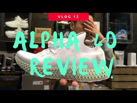 FIRST LOOK + REVIEW OF ADIDAS 4D FUTURECRAFT ALPHAEDGE 2018!!! ONLY RELEASED IN CANADA FOR NOW!!!