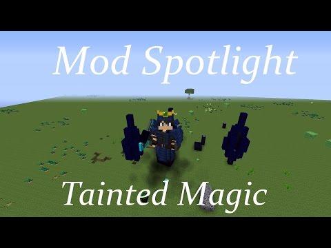 Tainted Magic Mod Spotlight