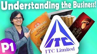 Understanding the ITC Business | ITC Ltd Fundamental Analysis Part 1 By CA Rachana Ranade