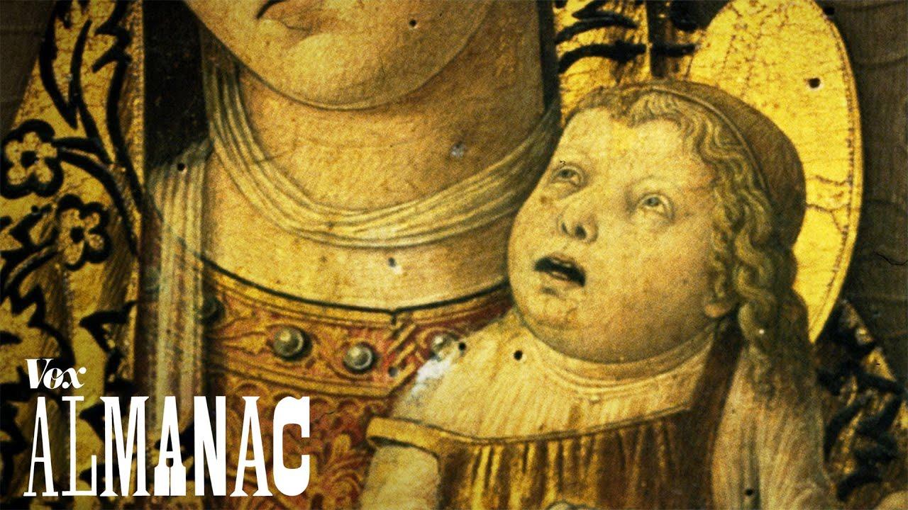 Why babies in medieval paintings look like ugly old men thumbnail