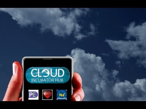 Videos from Cloud Incubator Hub