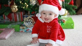 FUNNY MERRY CHRISTMAS BABY 2015