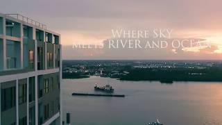 Video of KnightsBridge Sky River Ocean