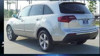 2012 Acura MDX Tech Pkg In Kingwood, TX 77339