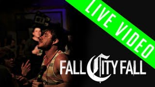 "Fall City Fall: ""Anxiety Attack"" Live"