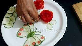 Unique Salad Decorations ideas by Neelam ki recipes for school competitions