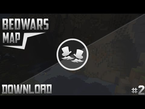 Minecraft Bedwars Map DOWNLOAD FREE Tropical By TwoPixel - Minecraft auf imac spielen