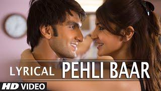 'Pehli Baar' Full Song with LYRICS | Dil Dhadakne   - YouTube