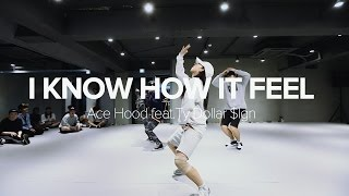 I Know How It Feel - Ace Hood ft. Ty Dollar $ign / Mina Myoung Choreography
