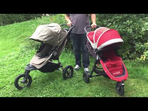 Baby Jogger: City Elite vs City Mini GT