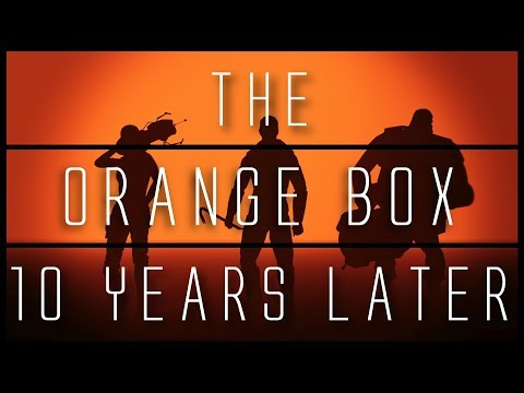 The Orange Box... 10 Years Later