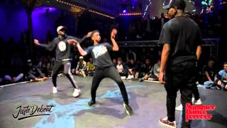 Final Hiphop  - JUSTE DEBOUT HOLLAND 2016