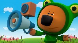 Ми-ми-мишки -  О чем говорят птицы 🎤 - Серия 93 - Прикольные мультфильмы для детей и взрослых