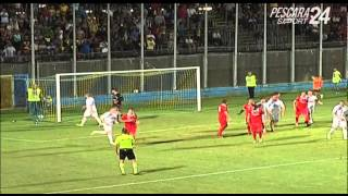 preview picture of video 'Frosinone - Como 1-3 d.c.r. (0-0) Highlights'