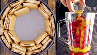9 классных тортов без выпечки, для которых не нужна духовка.
