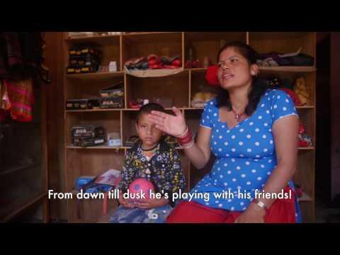 Rizen's Clubfoot Story