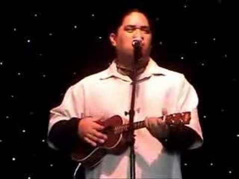 "Hawaiian Music Video- Hawaiian Soul - Janoe Kalawa -""What Is Heaven Like"""
