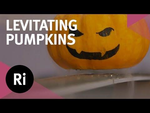 This Levitating Pumpkin Is The Best Jack O' Lantern
