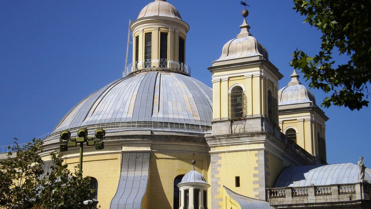 San Francisco el Grande, Royal Basilica of San Francisco the Great, madrid, spain
