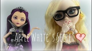 EVER AFTER HIGH: Apple White's Secret