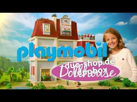 Entdecke das neue große Puppenhaus von Playmobil!