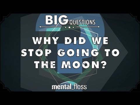 Why did we stop going to the moon?  - Big Questions - (Ep. 231)