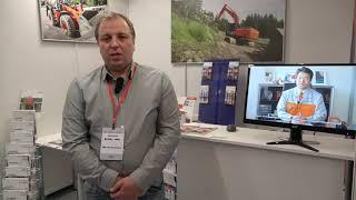 Компания Хит Машинери на выставке Карельский камень  Дороги Карелии   2018 в Петрозаводске