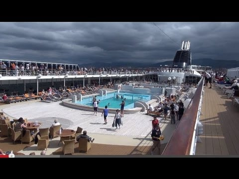 MSC Opera Cruiseship 2011