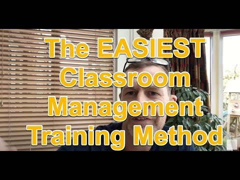 accessible classroom management training - YouTube