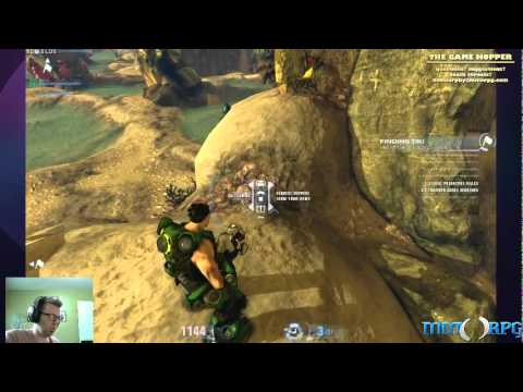 The Game Hopper - Firefall Beta with Bill - Watch me be terrible!