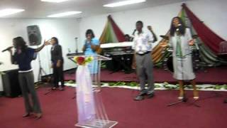 """Video thumbnail of """"Glory be to God in the HIghest"""""""