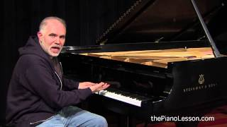 Learning Jazz Piano: Chords & Voicings