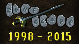 RuneScape Historical Timeline 1998 - 2015