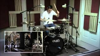 Carnifex - Last Words Drum Cover - High Quality Mp3 - Studio Quality